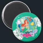 """Ariel - Curious 2 Magnet<br><div class=""""desc"""">Princess</div>"""