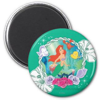 Ariel - Curious 2 Magnet