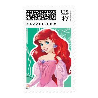 Ariel - Curious Stamp