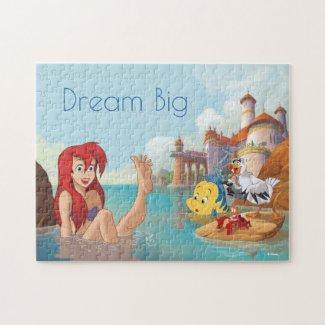 Ariel | Dream Big Jigsaw Puzzle