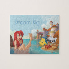 Ariel | Dream Big Jigsaw Puzzle