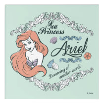 Ariel | Dreaming of Another World Acrylic Print