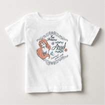 Ariel | Dreaming of Another World Baby T-Shirt
