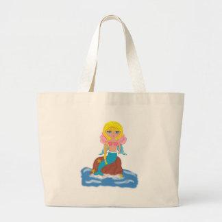 Ariel el bolso de la playa de Merfaery Bolsa