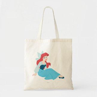 Ariel en vestido bolsa