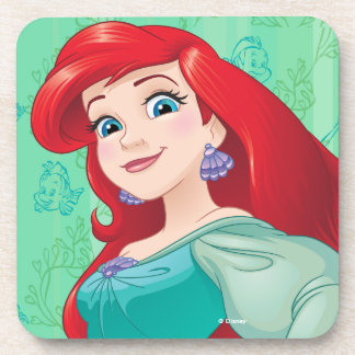 Ariel | Express Yourself Drink Coaster