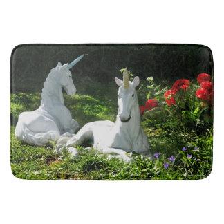 """Ariel & Frost"" Unicorns Bathmat"