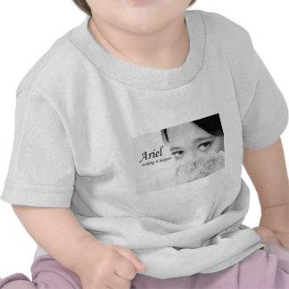 Ariel - haciéndolo suceda camisetas