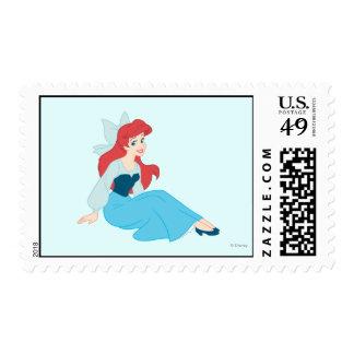 Ariel in Dress Stamp