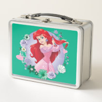 Ariel - Independent Metal Lunch Box