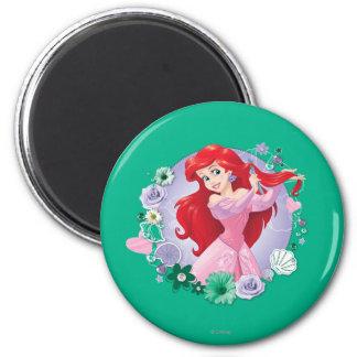 Ariel - independiente imán redondo 5 cm