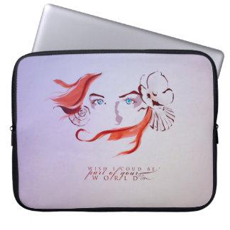 Ariel Laptop Sleeves