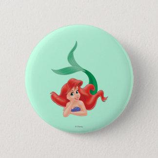 Ariel Laying Down Button