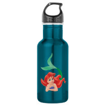 Ariel Laying Down Stainless Steel Water Bottle