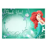 Ariel le agradece las tarjetas