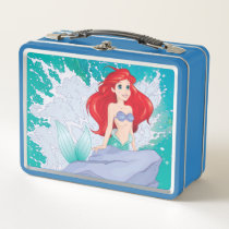 Ariel | Let's Do This Metal Lunch Box