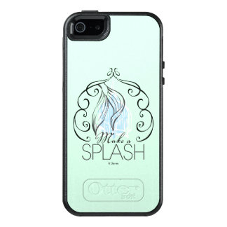 Ariel | Make A Splash OtterBox iPhone 5/5s/SE Case