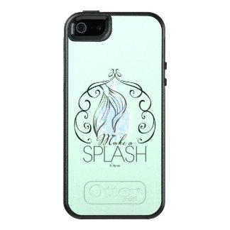 Ariel | Make A Splash OtterBox iPhone 5/5s/SE Case