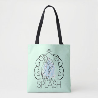 Ariel | Make A Splash Tote Bag