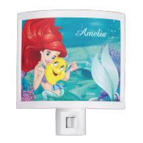 Ariel | Make Time For Buddies - Add Your Name Night Light