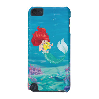 Ariel | Make Time For Buddies iPod Touch 5G Case