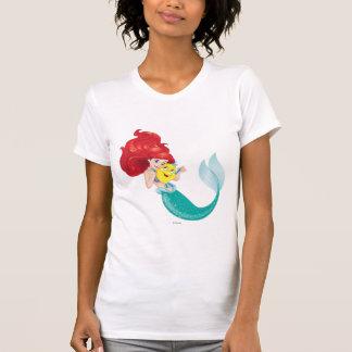 Ariel   Make Time For Buddies T-Shirt