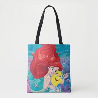 Ariel | Make Time For Buddies Tote Bag