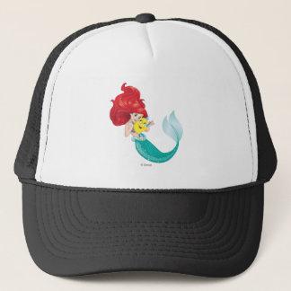 Ariel   Make Time For Buddies Trucker Hat