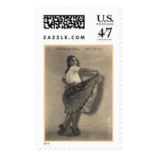 Ariel Mercedes Chavez   ~ 1930 SF, CA Postage