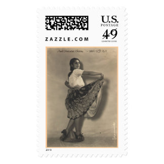 Ariel Mercedes Chavez   ~ 1930 SF, CA Postage Stamps
