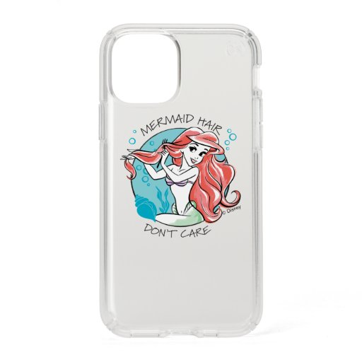 """Ariel """"Mermaid Hair Don't Care"""" Speck iPhone 11 Pro Case"""