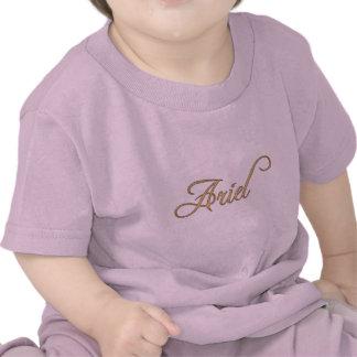 Ariel Nombre-Calificó el artículo del regalo Camiseta