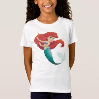 Ariel Posing T-Shirt