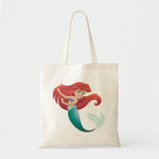 Ariel Posing Tote Bag