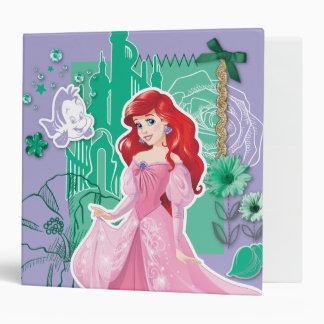 "Ariel - princesa enérgica carpeta 2"""