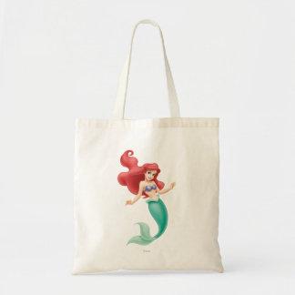 Ariel que nada bolsa tela barata