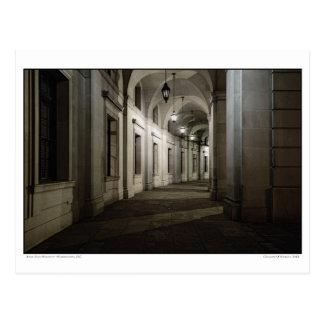 Ariel Rios Walkway- Washington, DC Postcard