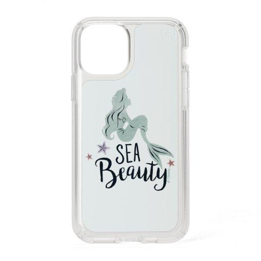 "Ariel Silhouette ""Sea Beauty"" Speck iPhone 11 Pro Case"