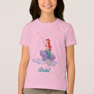Ariel Sitting on Rock T-Shirt