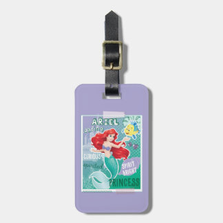 Ariel - Spirit Bright Princess Bag Tag