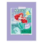 Ariel - Spirit Bright Princess Postcard