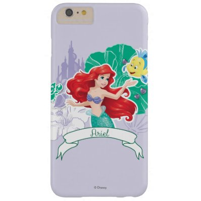 Ariel - Spirited Barely There iPhone 6 Plus Case