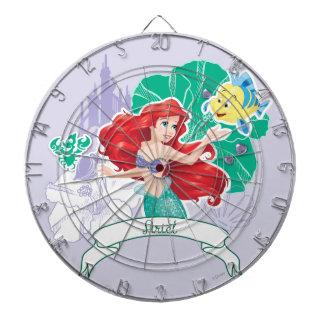 Ariel - Spirited Dart Board