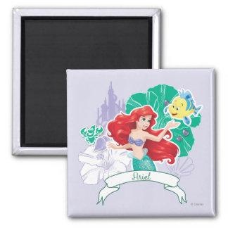 Ariel - Spirited Magnet