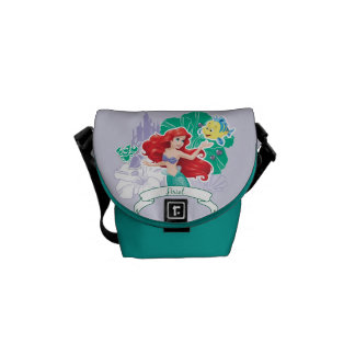 Ariel - Spirited Messenger Bag