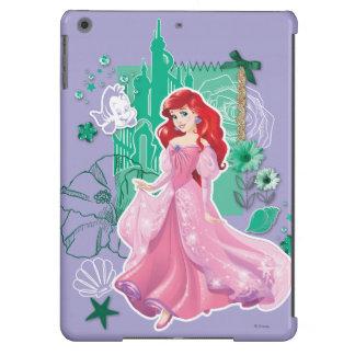 Ariel - Spirited Princess iPad Air Covers