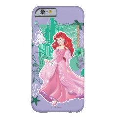 Ariel - Spirited Princess iPhone 6 Case