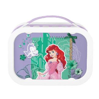 Ariel - Spirited Princess Lunch Boxes