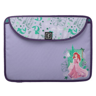Ariel - Spirited Princess Sleeves For MacBook Pro