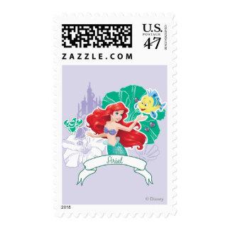 Ariel - Spirited Stamp